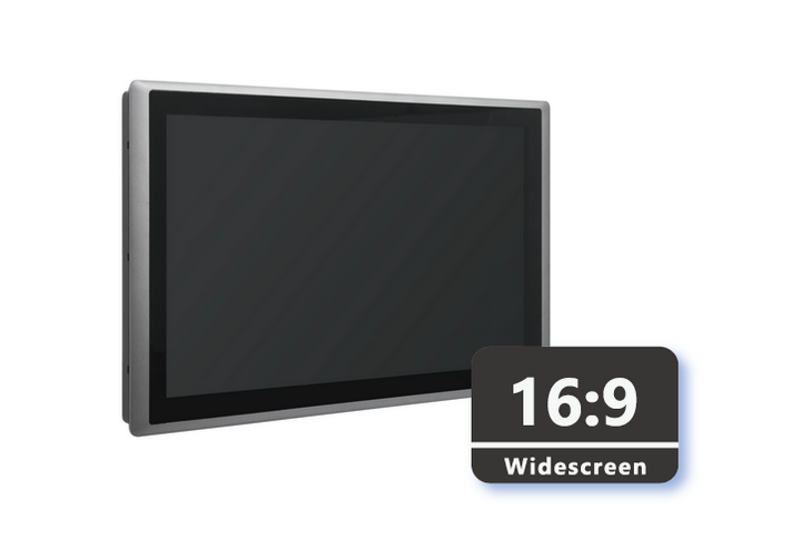 Widescreen Touch Monitor (CV-W100/M1000 Series)