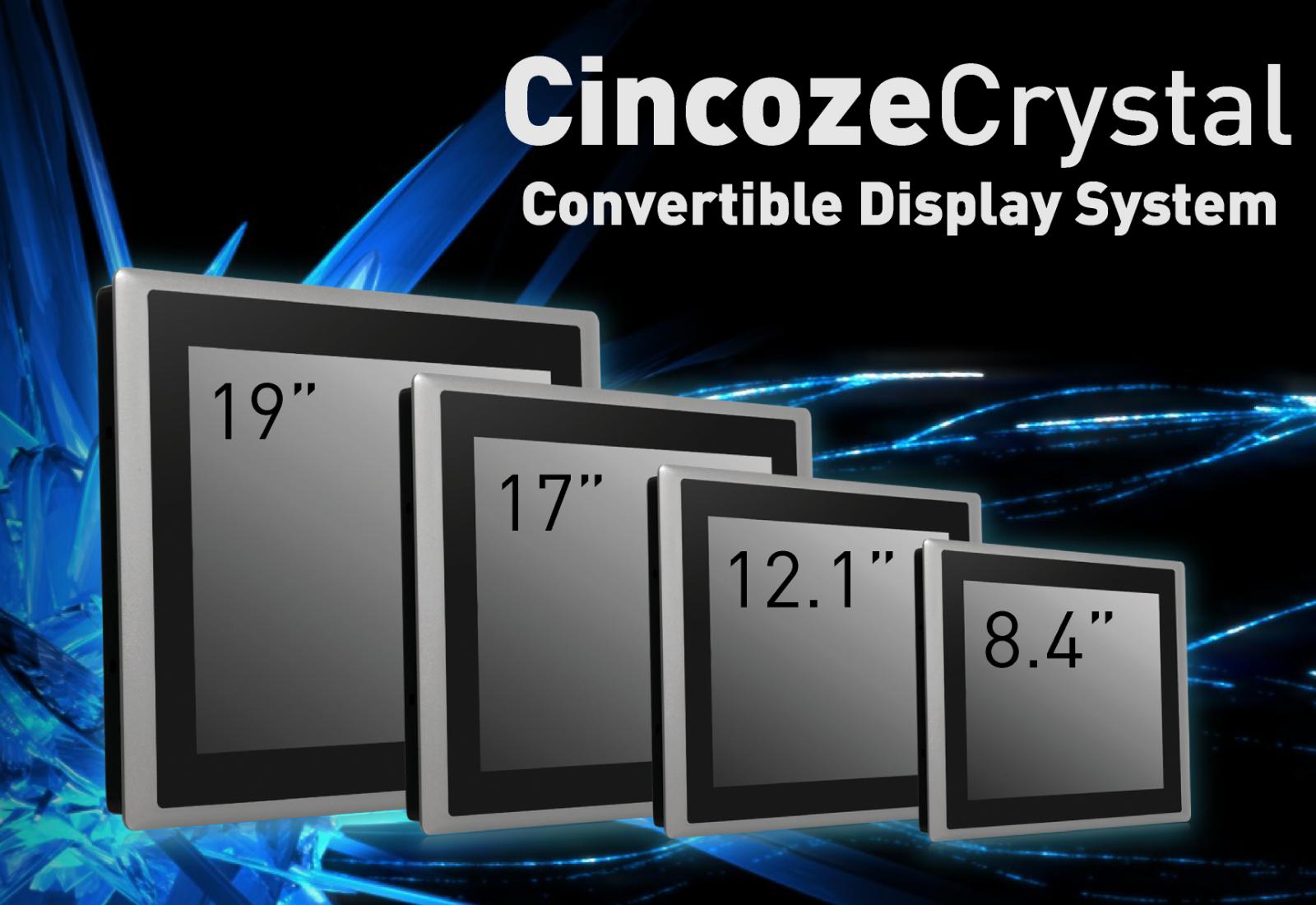 cincoze crystal panel pcs